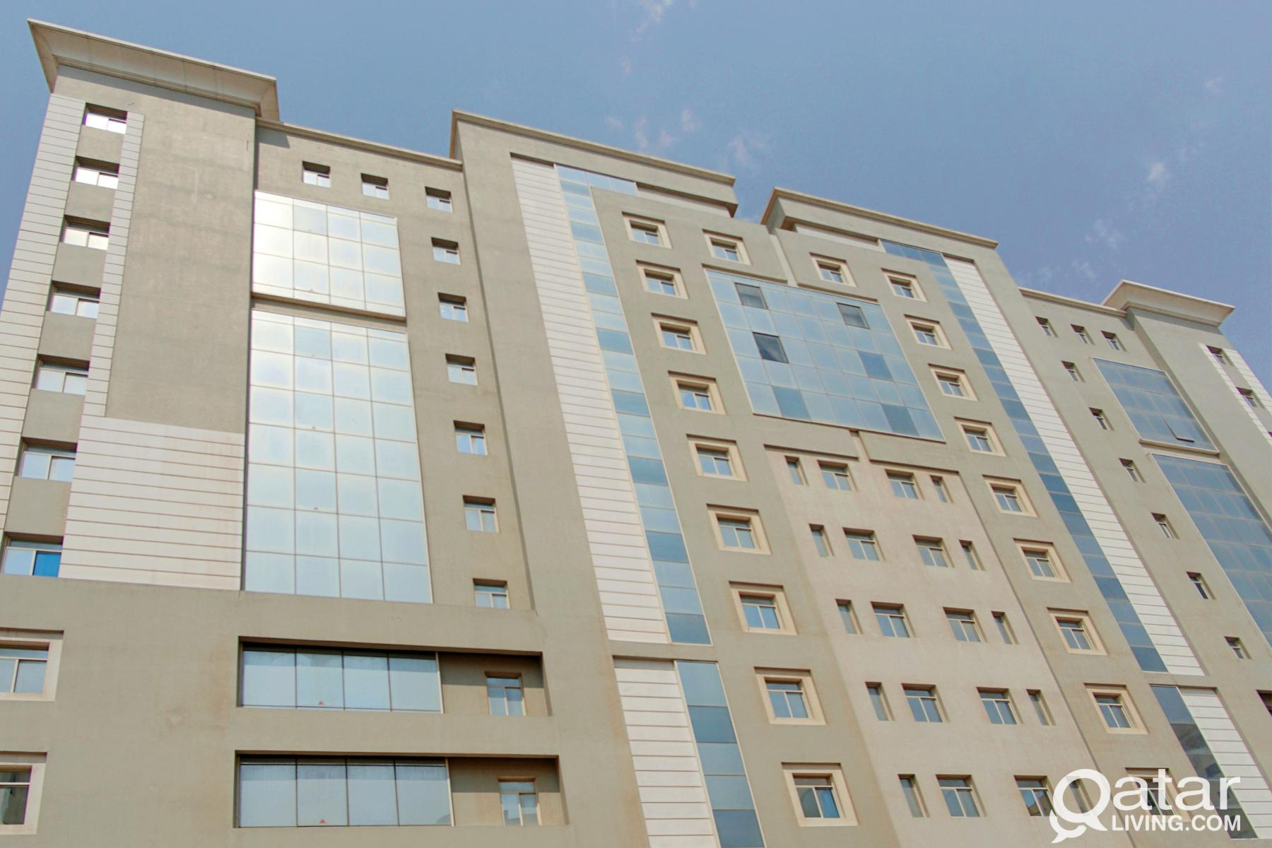 F/F 1BHK in the Heart of Doha - utilities included