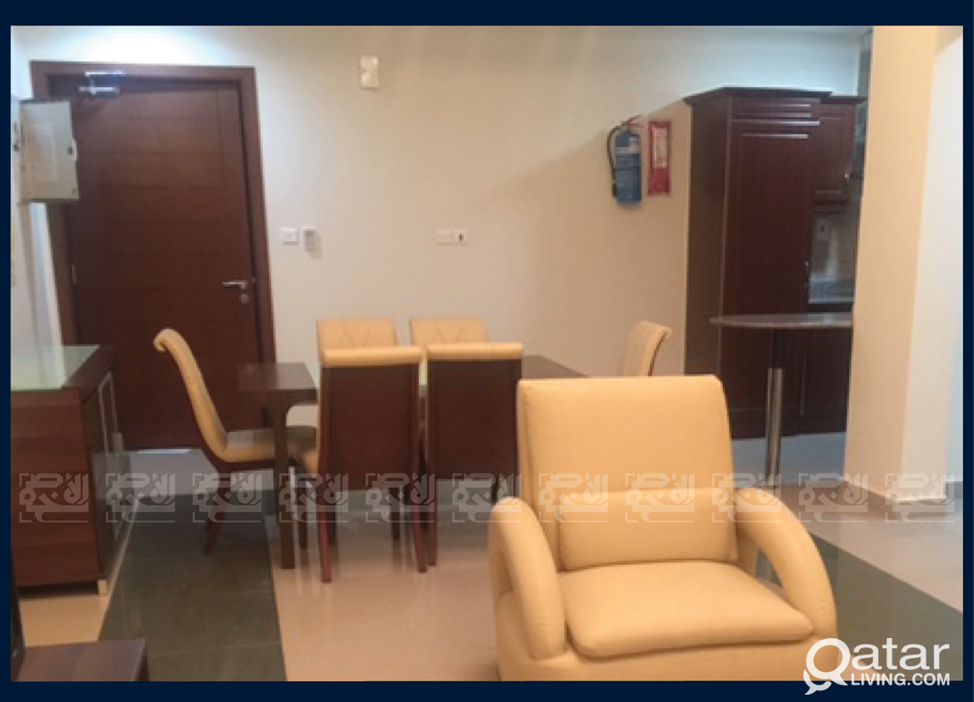 Fully Furnished 1 BDR Apartment in Musheireb