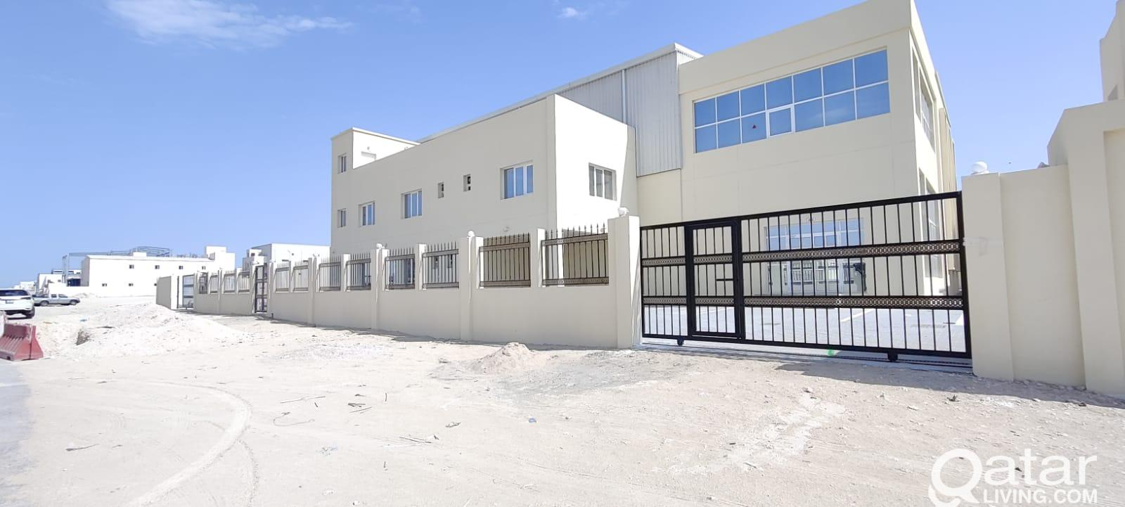 2000 Land with Store, Showroom, Office & Accommoda