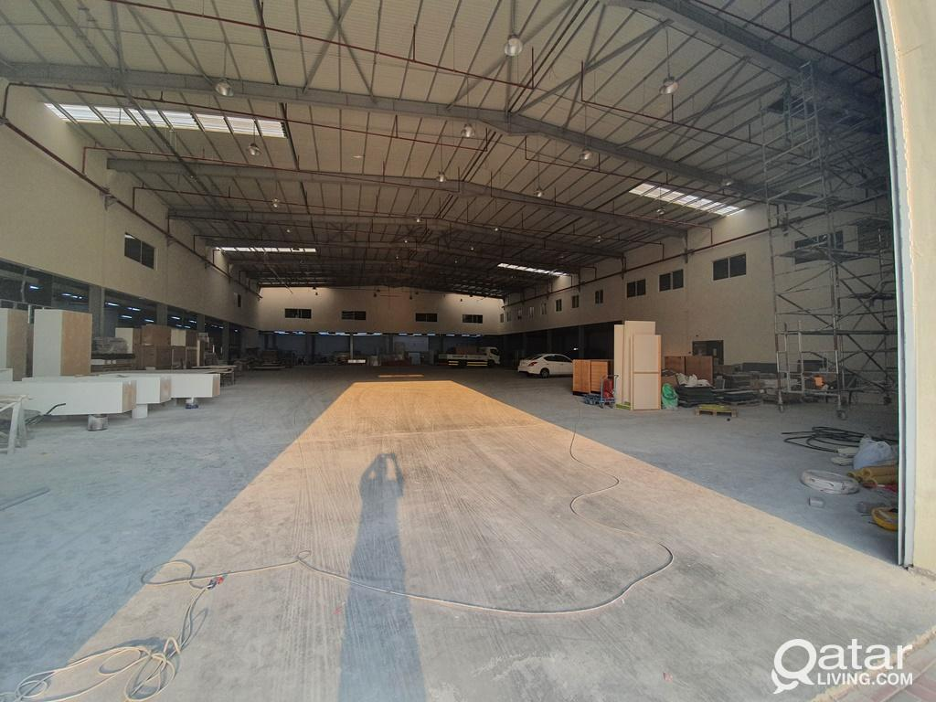 5100Sqm Store with 30 rooms