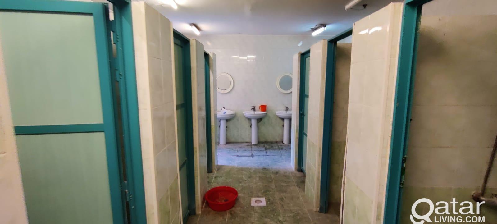 50 Room & 520 Workshop For Rent