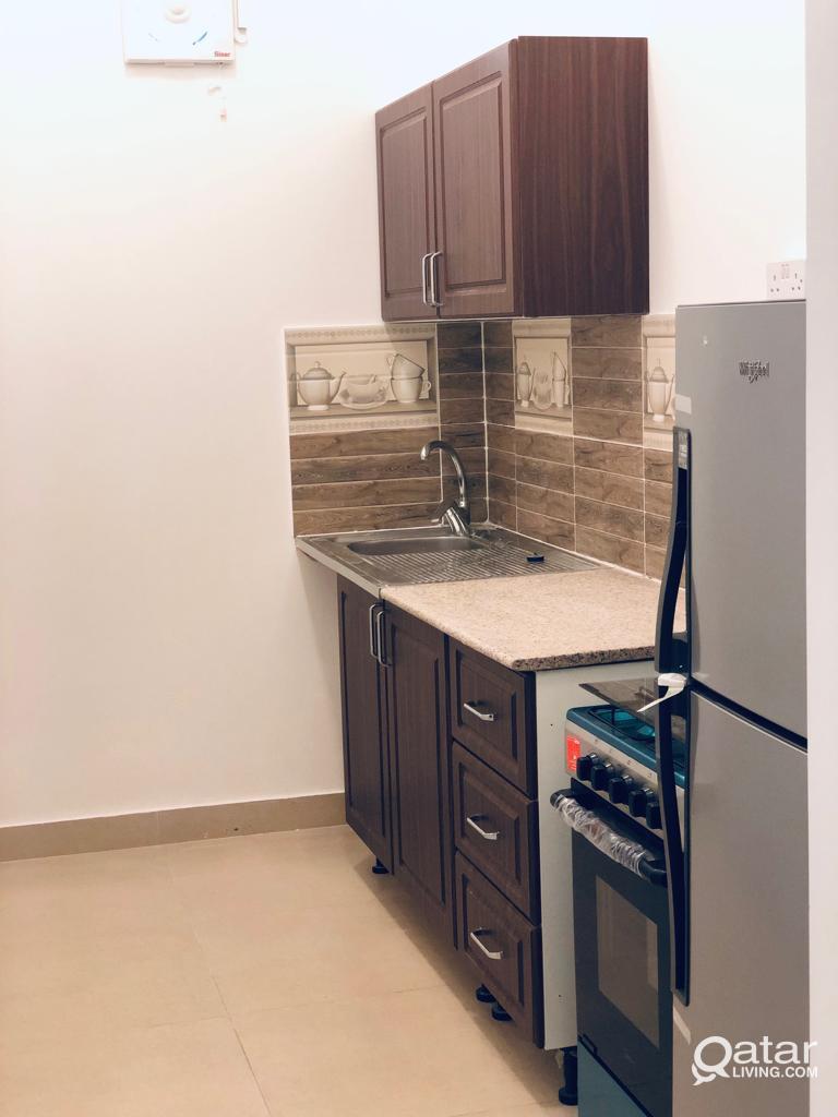 Fully furnished studio apartment - Near Al thumama