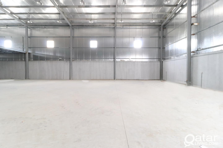 850sqm General Warehouse Barakath al Awamer