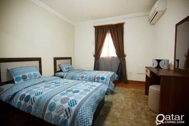 Clean And Neat 3-Bedroom Fully Furnished Apartment