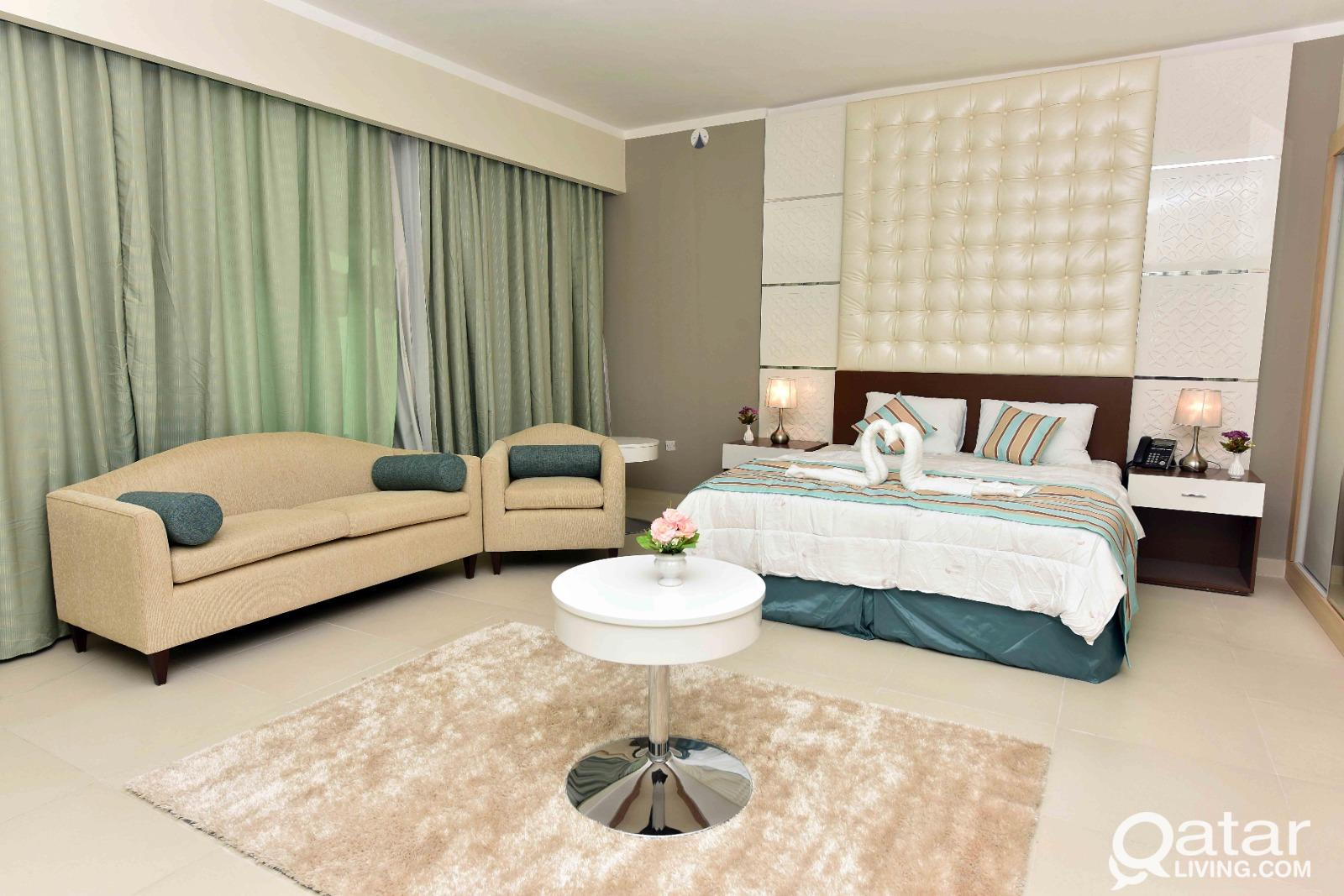 Enchanting 2-Bedroom Apartment Fully Furnished
