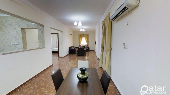 Accessible Fully Furnished 1-BR Apartment for rent