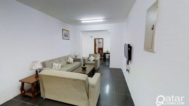 Capacious 3-Bedroom Fully Furnished Apartment in F