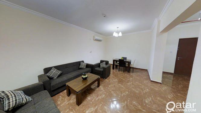 A Large  4-Bedroom Fully Furnished  Apartment