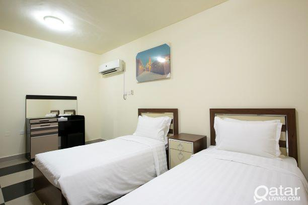 Capacious Lovely 3 Bedroom Fully Furnished Villa i