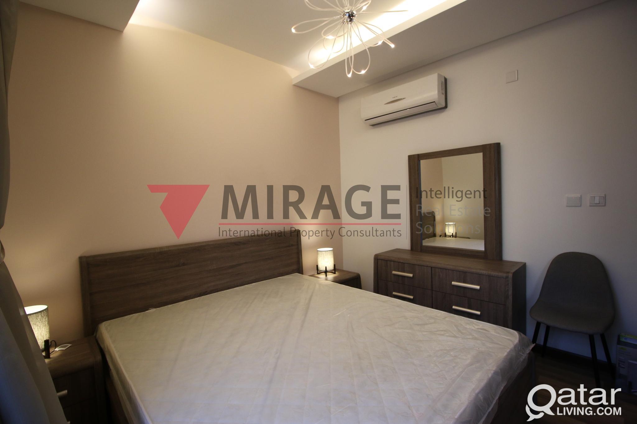 EUROPEAN STYLE - 2 Bed Semi Furnished Al SADD
