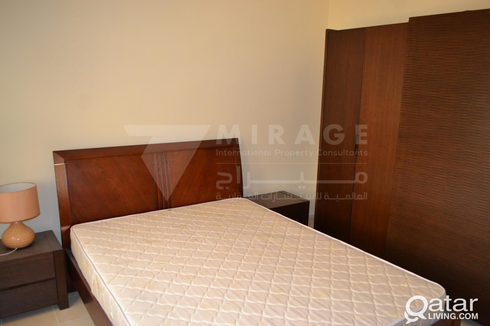 3-bed Furnished Apartments with facilities in Bin