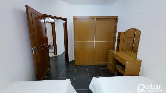 Good Amount -3-Bedroom Fully Furnished Apartment i