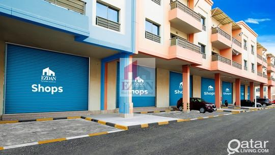 Special Deal on brand new Shops - Ezdan Oasis Wuka