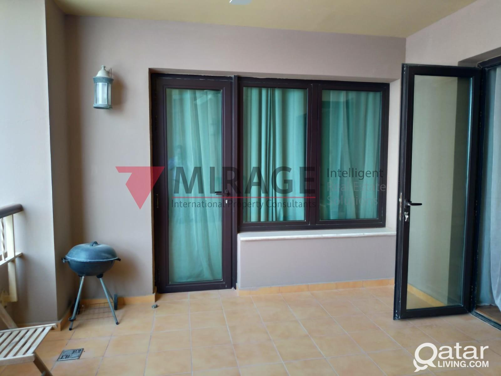 Elegant Furnished| 1 Bedroom| Parquet Floor