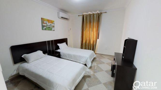 Well -Priced 2-Bedroom Fully Furnished Apartment i