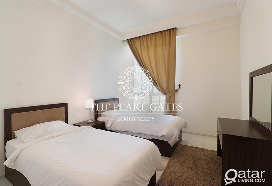 Amazing Sea View | 2 Bedroom | Bills Included