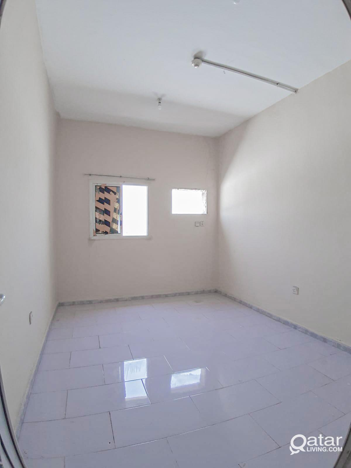 Camp available rooms Rent: 1,200/= QR Monthly per