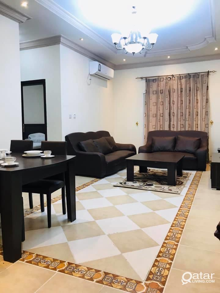 All Bills Included!! Fully Furnished 2BHK Apartmen
