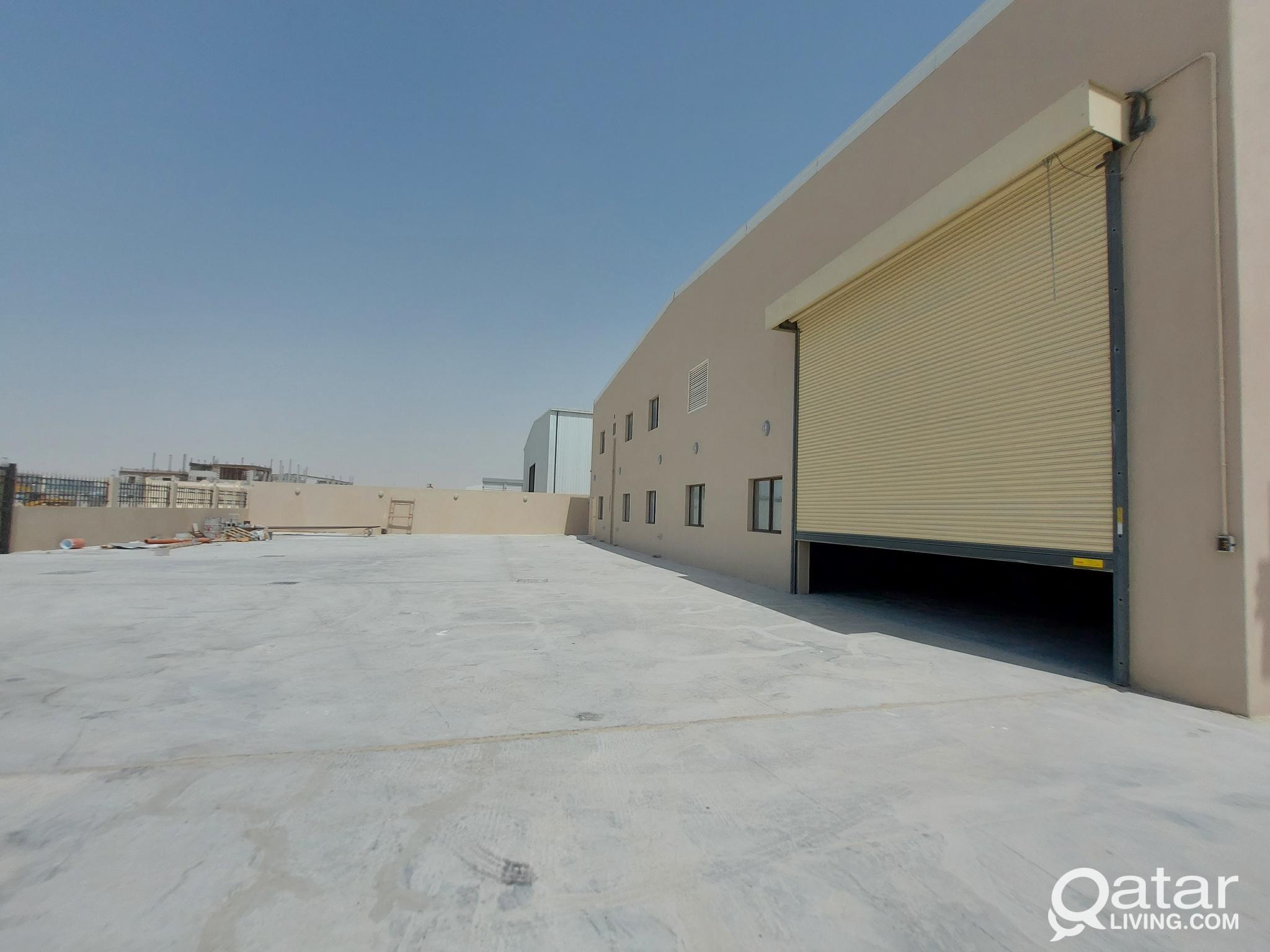 Store for rent 4000sqm Birkat al awamer