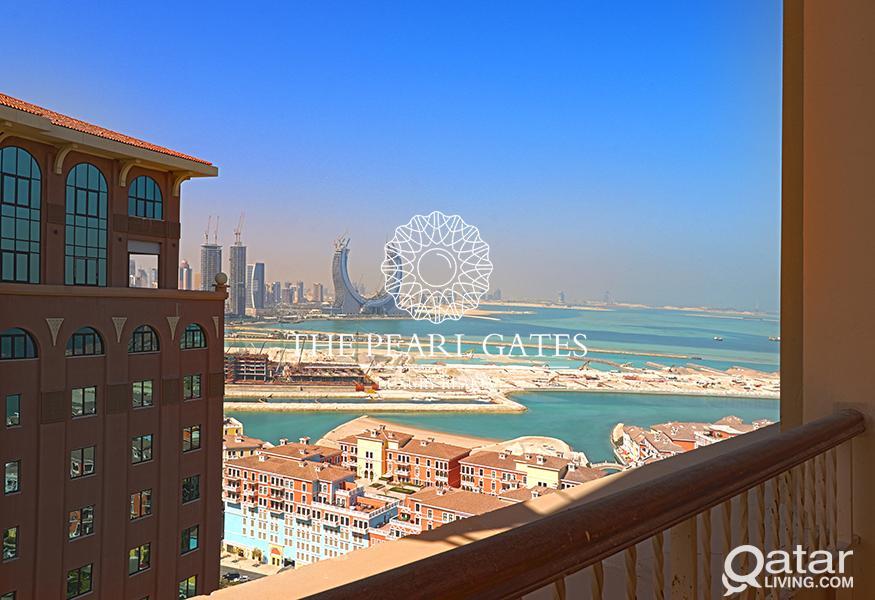 Stunning 5BDR Penthouse   Direct Marina View