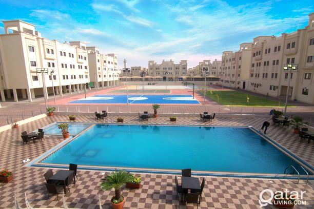 Captivating 2BR-Fully Furnished Apartment for rent