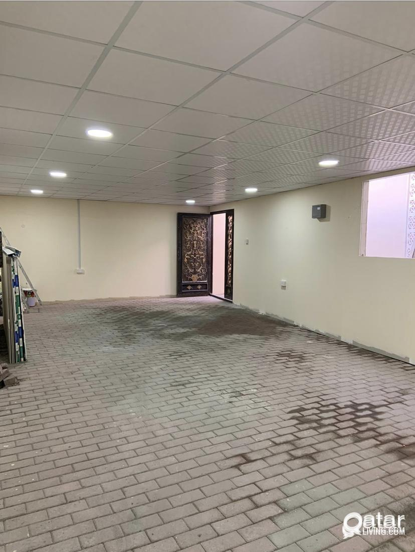 WAREHOUSE FOR RENT IN ABU HAMOUR