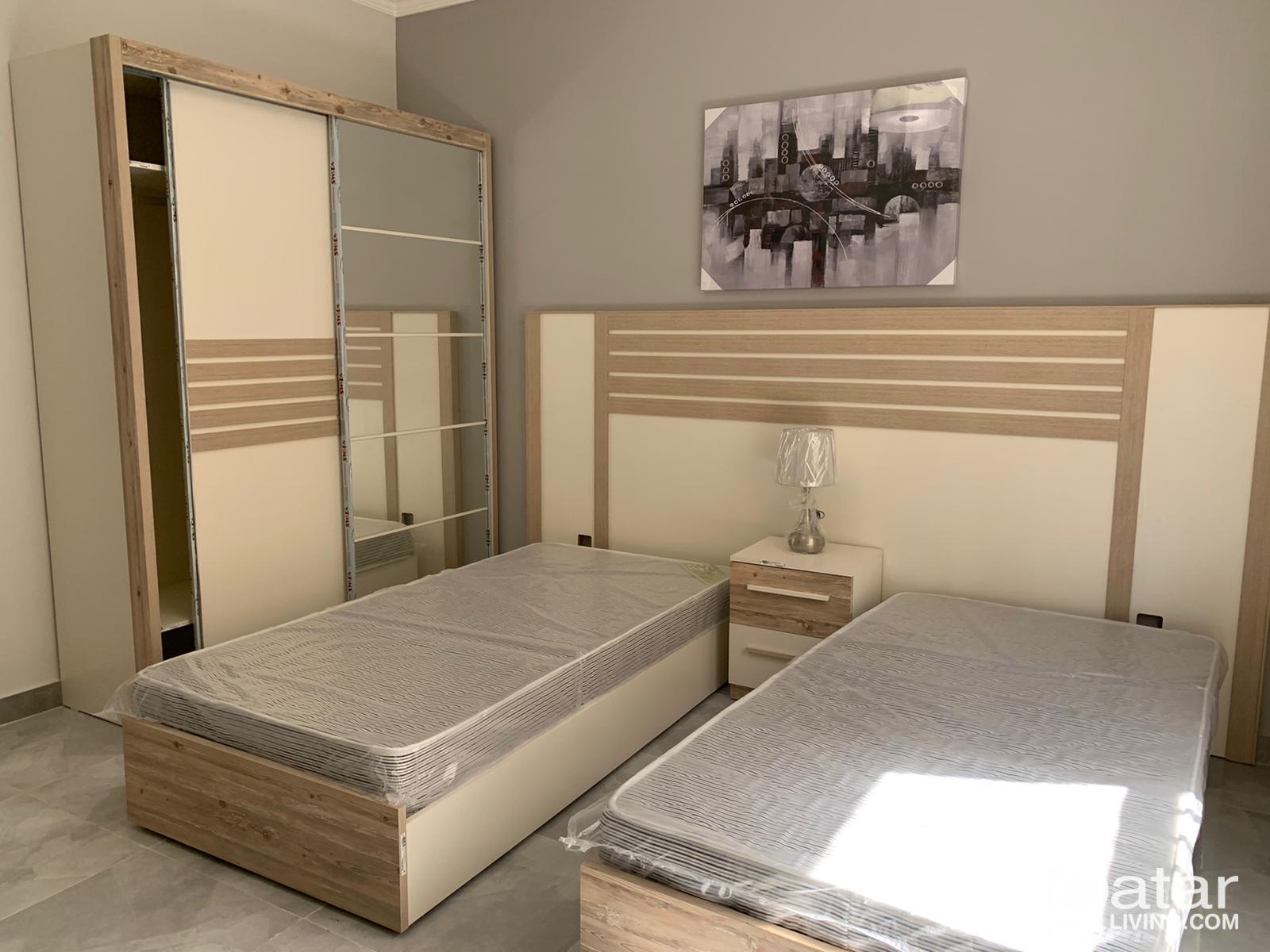 Amazing 2BHK Brand New Apartment in Wukair (Compou
