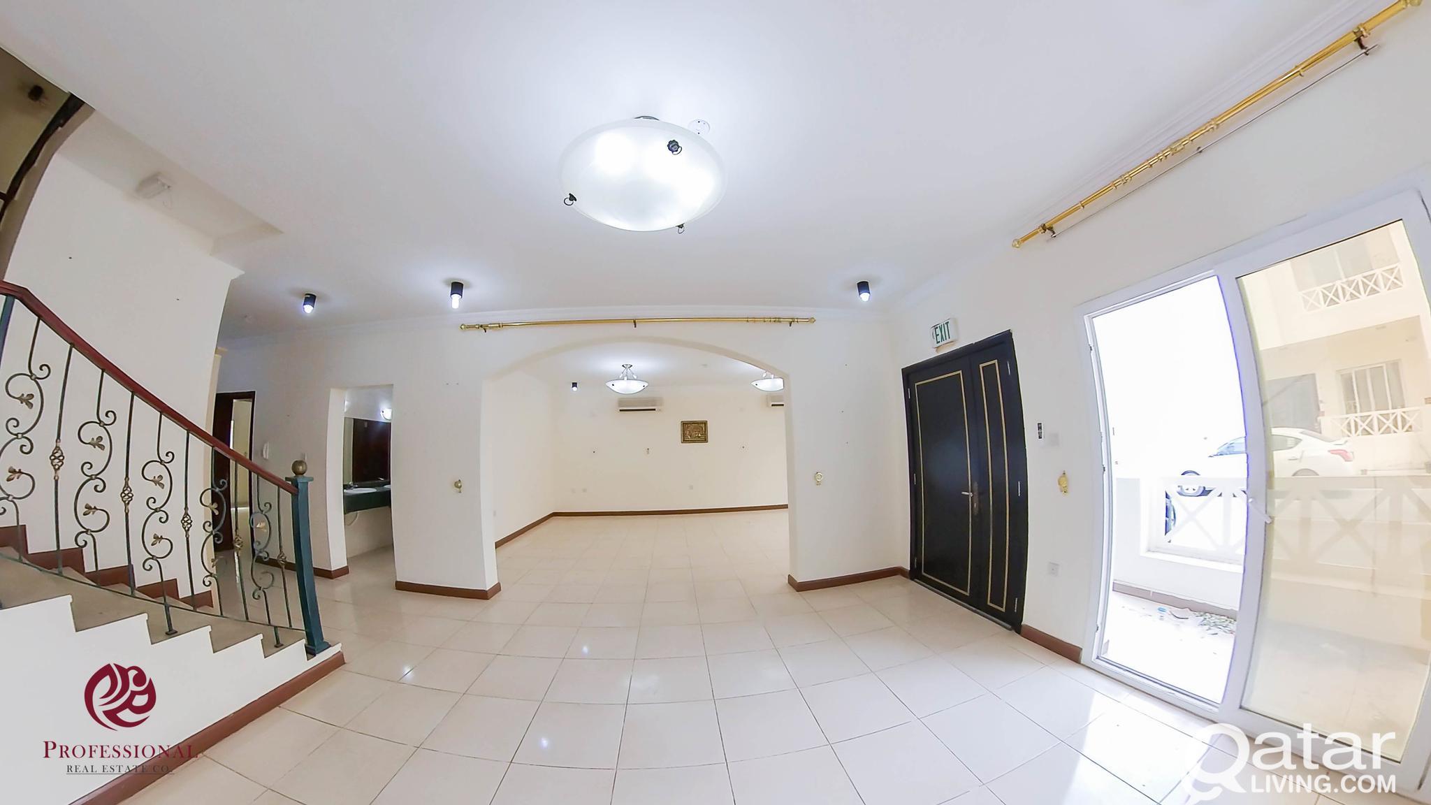 Unfurnished, 5 BHK Compound Villa in Ain Khalid @
