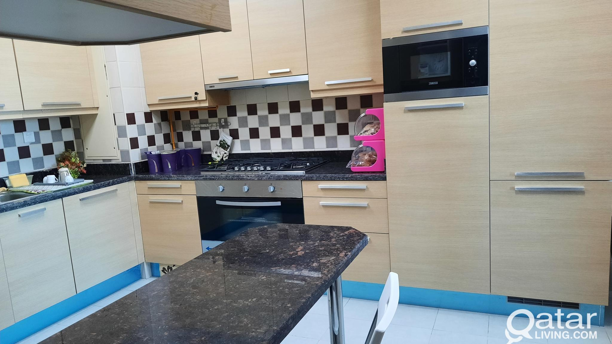 Big flat to rent without commission start from may