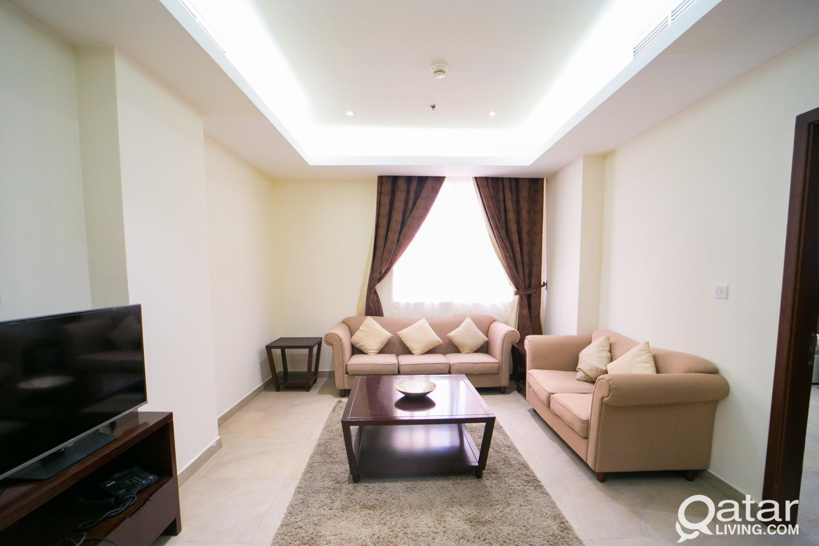 Hot Offer - Fully Furnished 2 BHK Apartment For Re