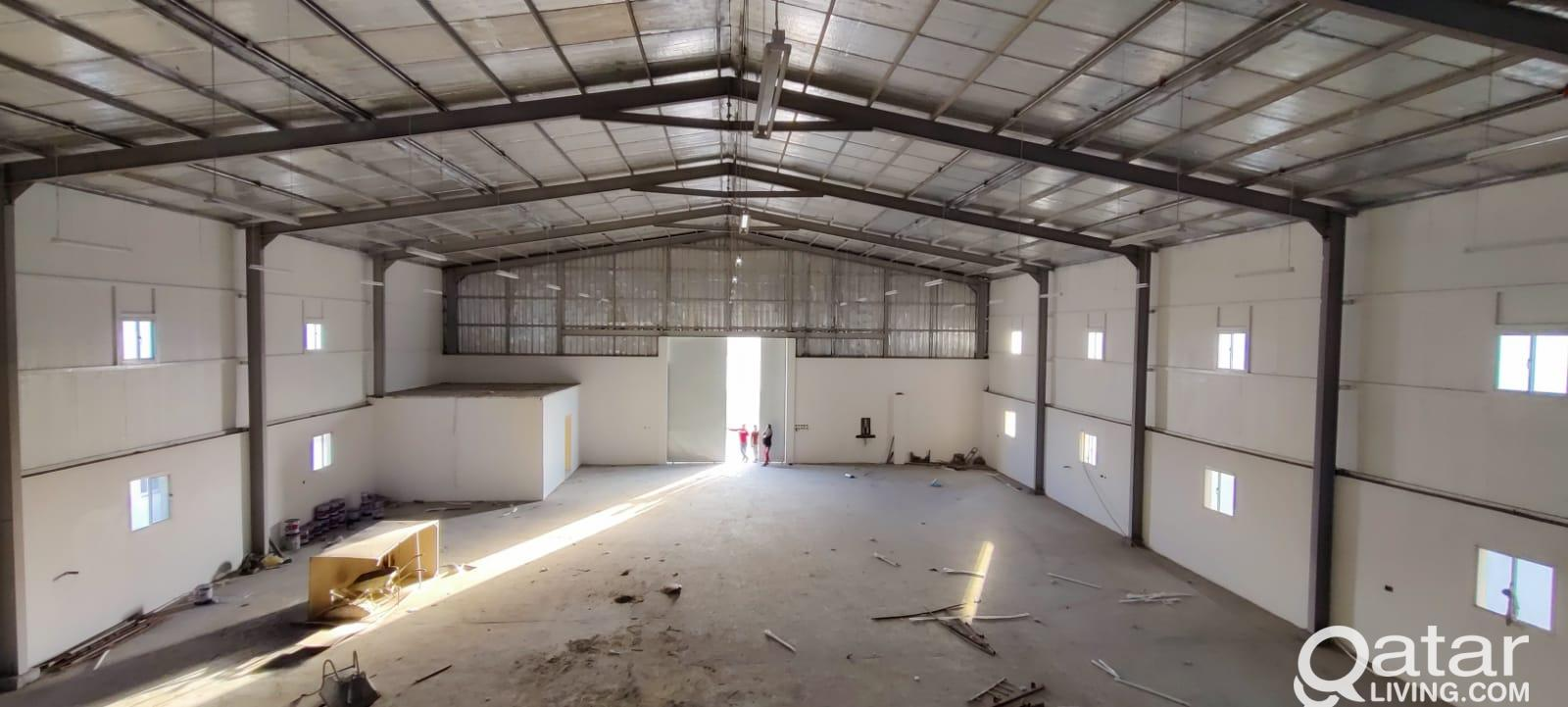 180 Room & 1500 Store  - For Rent