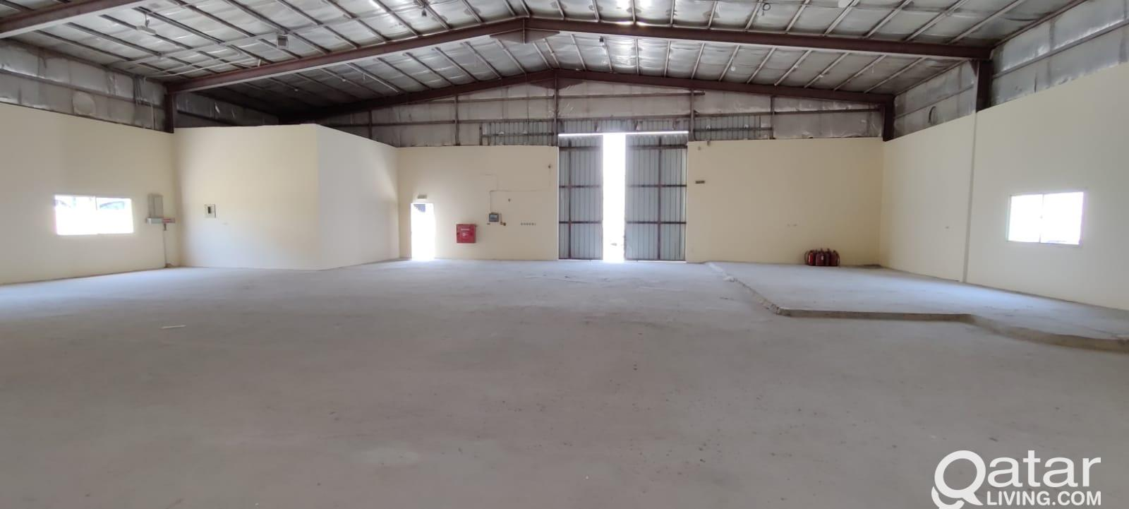 500 Workshop with 15 Room For Rent