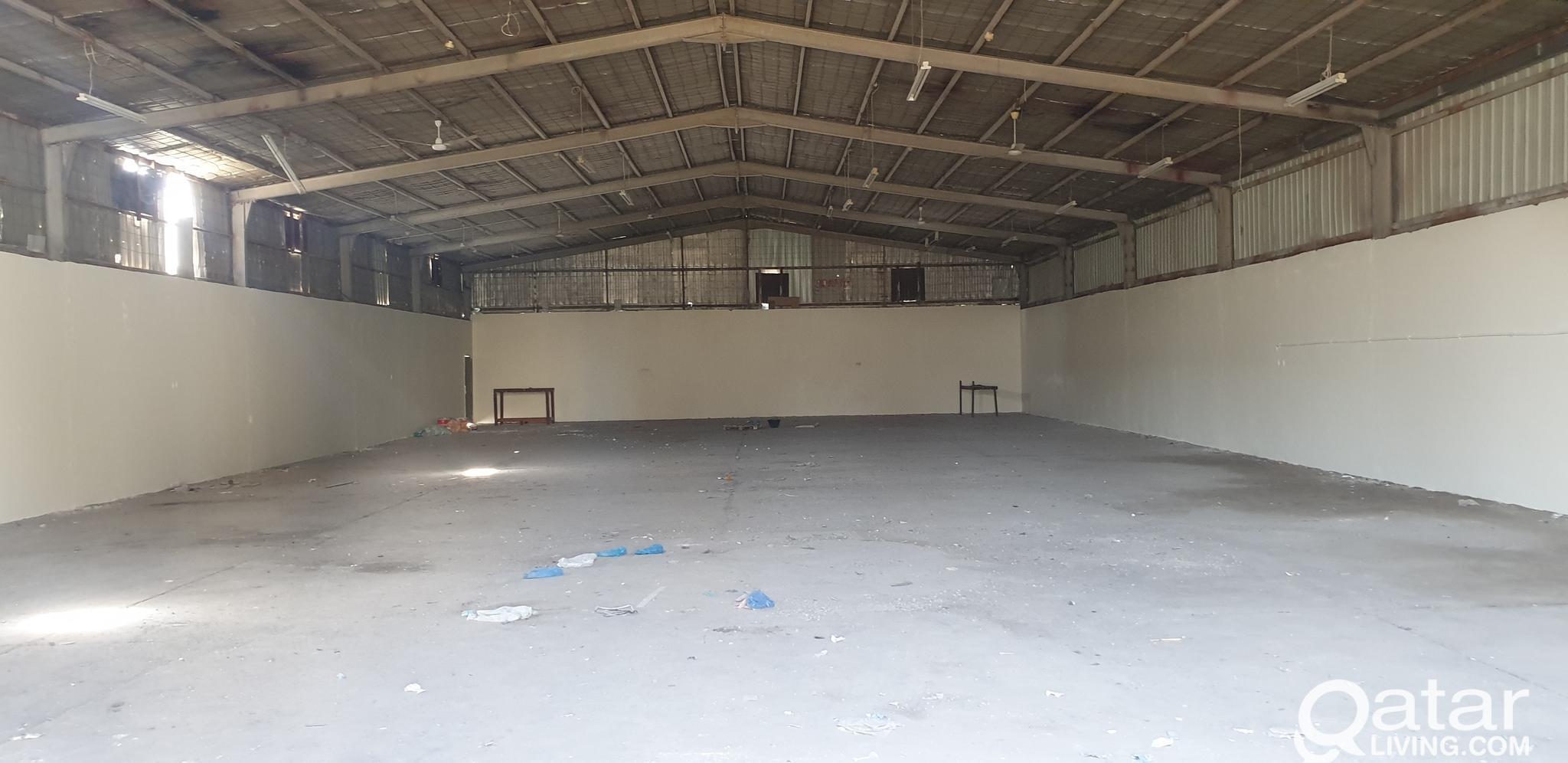 Garage & Steel workshop 600 sq.m+ 4 rooms industri