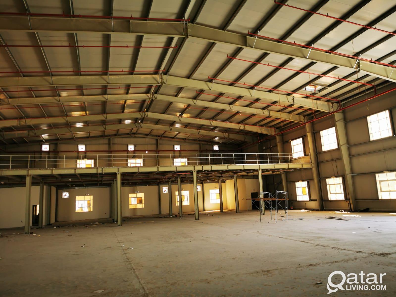 BIG WAREHOUSES 2600 sq.m,3600,UNTIL 6000 SQ.M