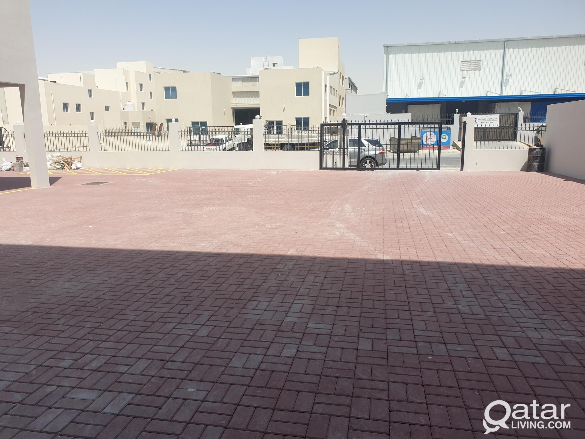 Brandnew 1300 sq.m bekat alawameer ( land 2000 sq.