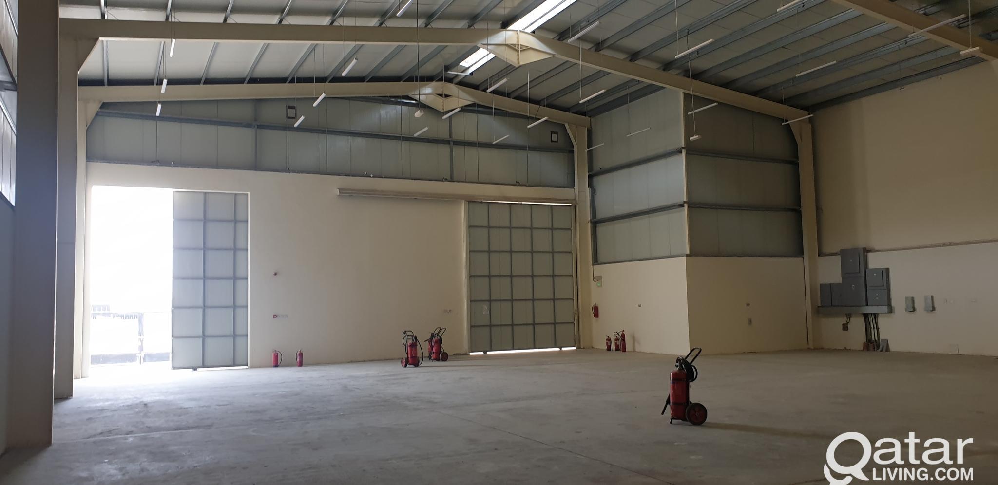 Carpentary & store FOR RENT in berkat alawameer