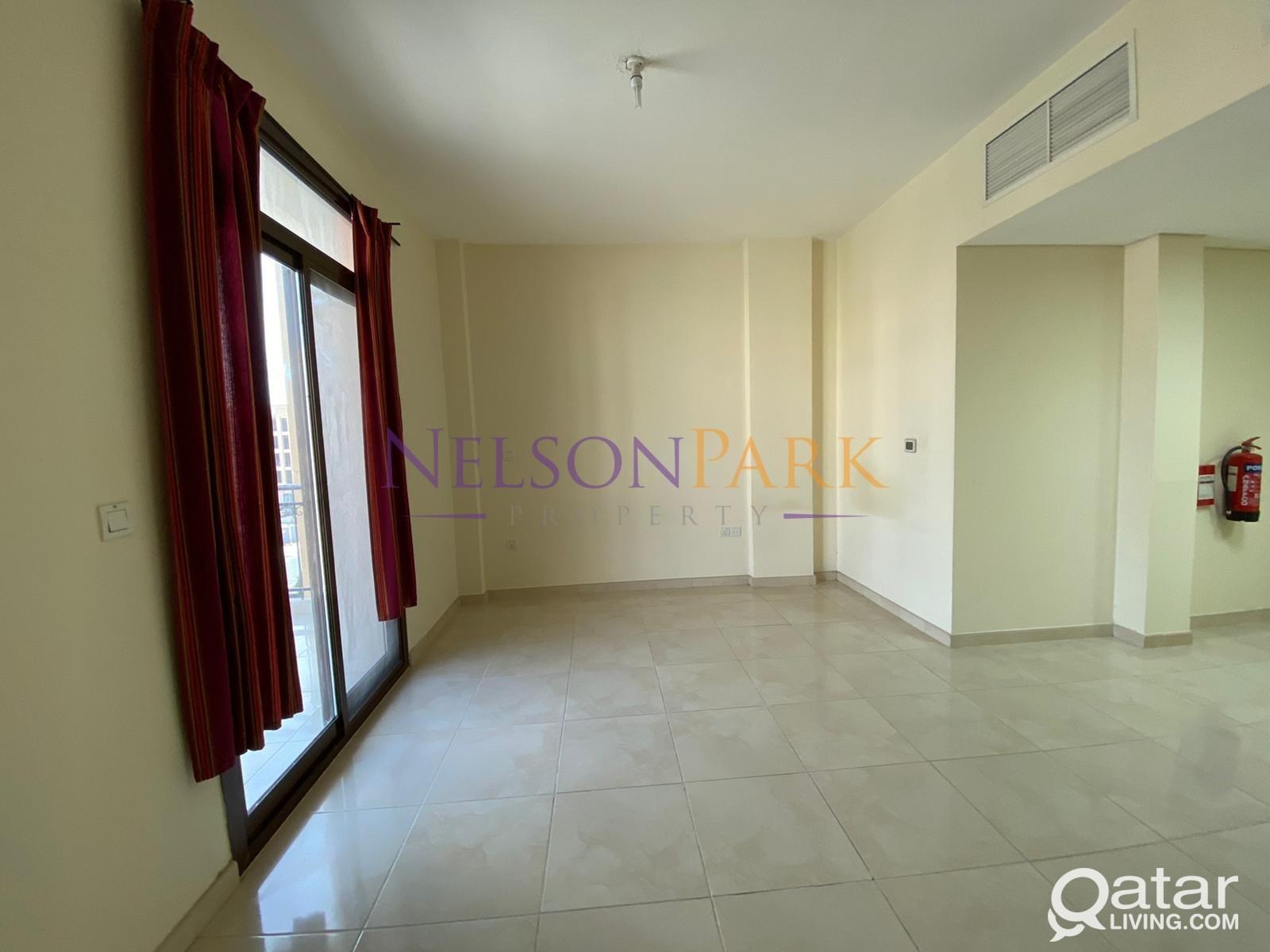 Luxurious Studio with Balcony in Lusail