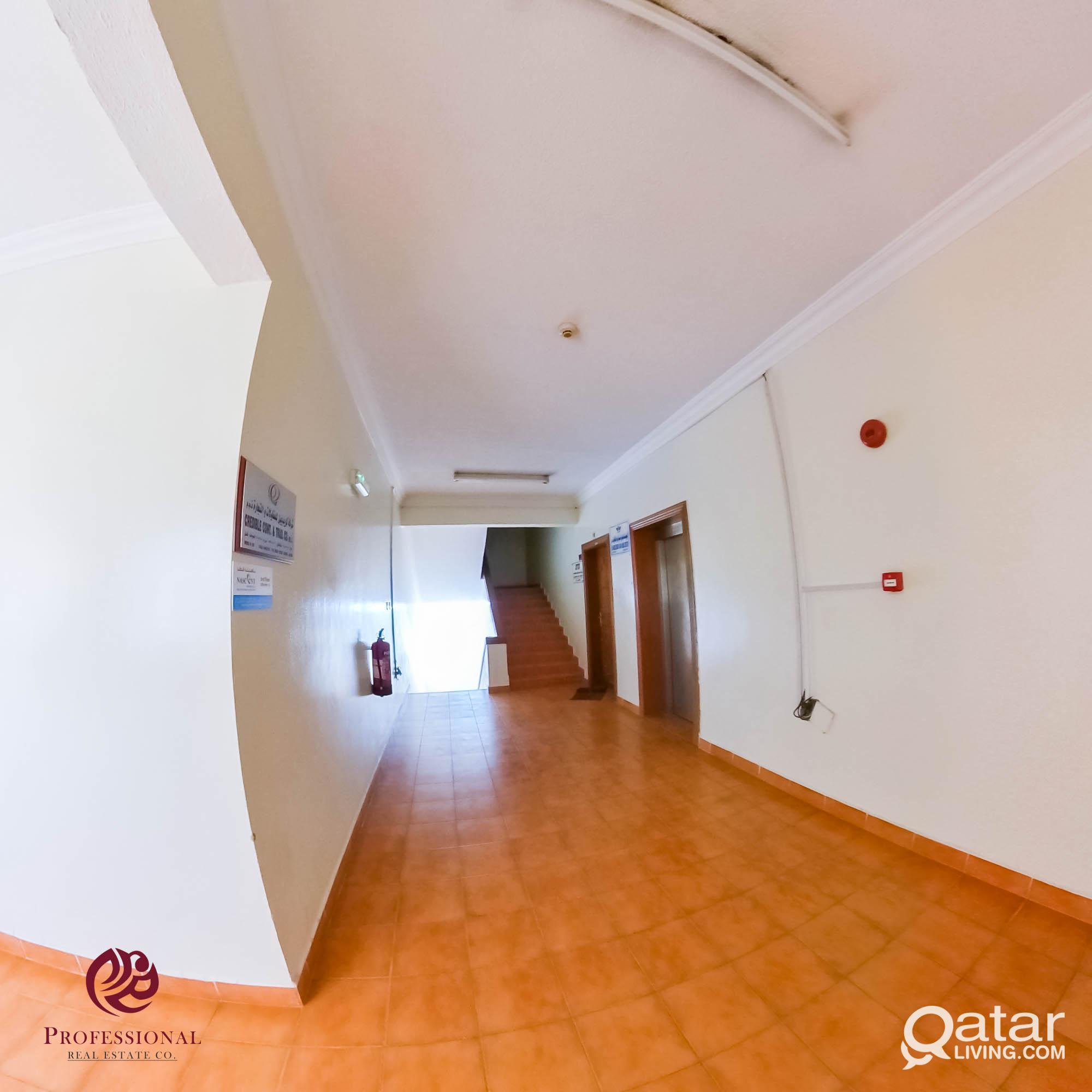 Unfurnished, 3 Room Office Space in Bin Omran