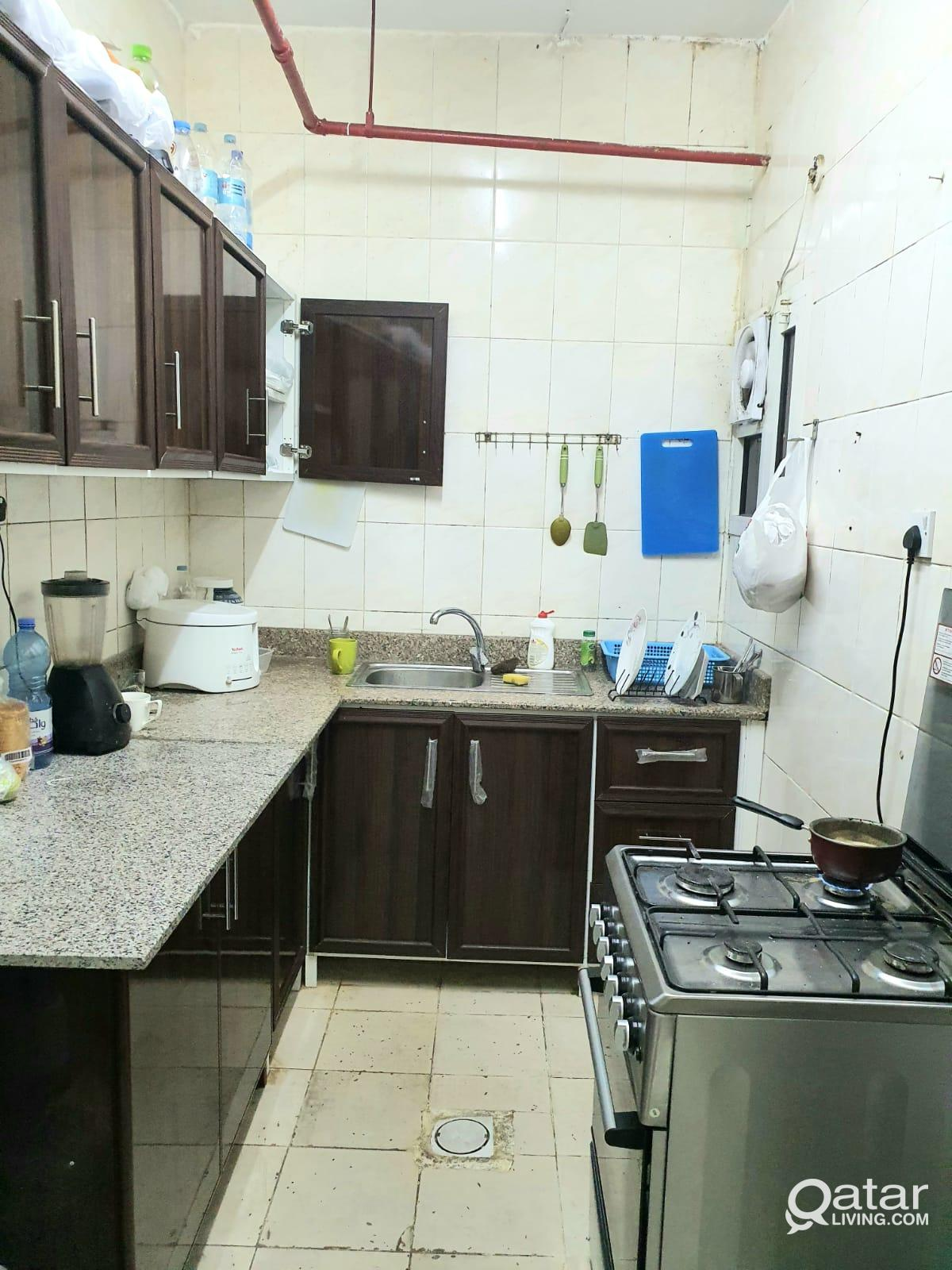 Fully Furnished Room for Rent - Male Executive Bac