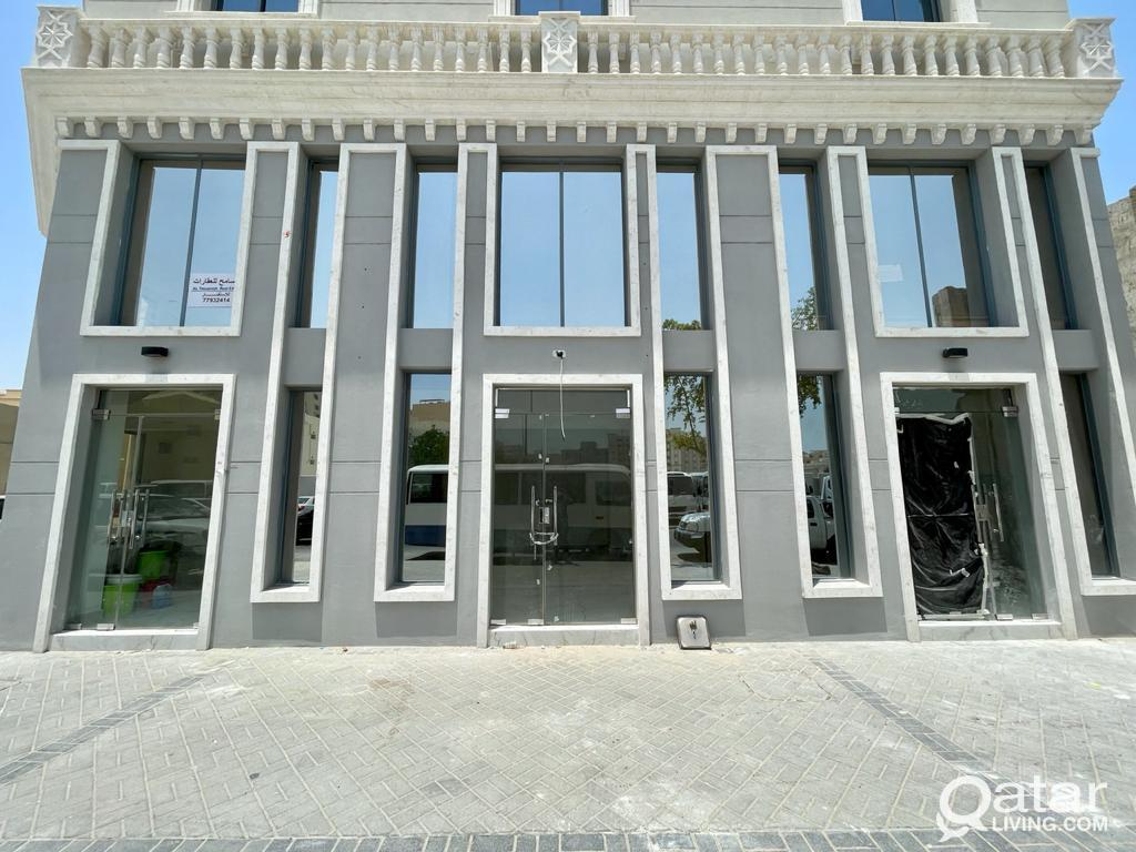 1 MONTH FREE !! BRAND NEW RETAIL SPACE (SHOPS) AVA