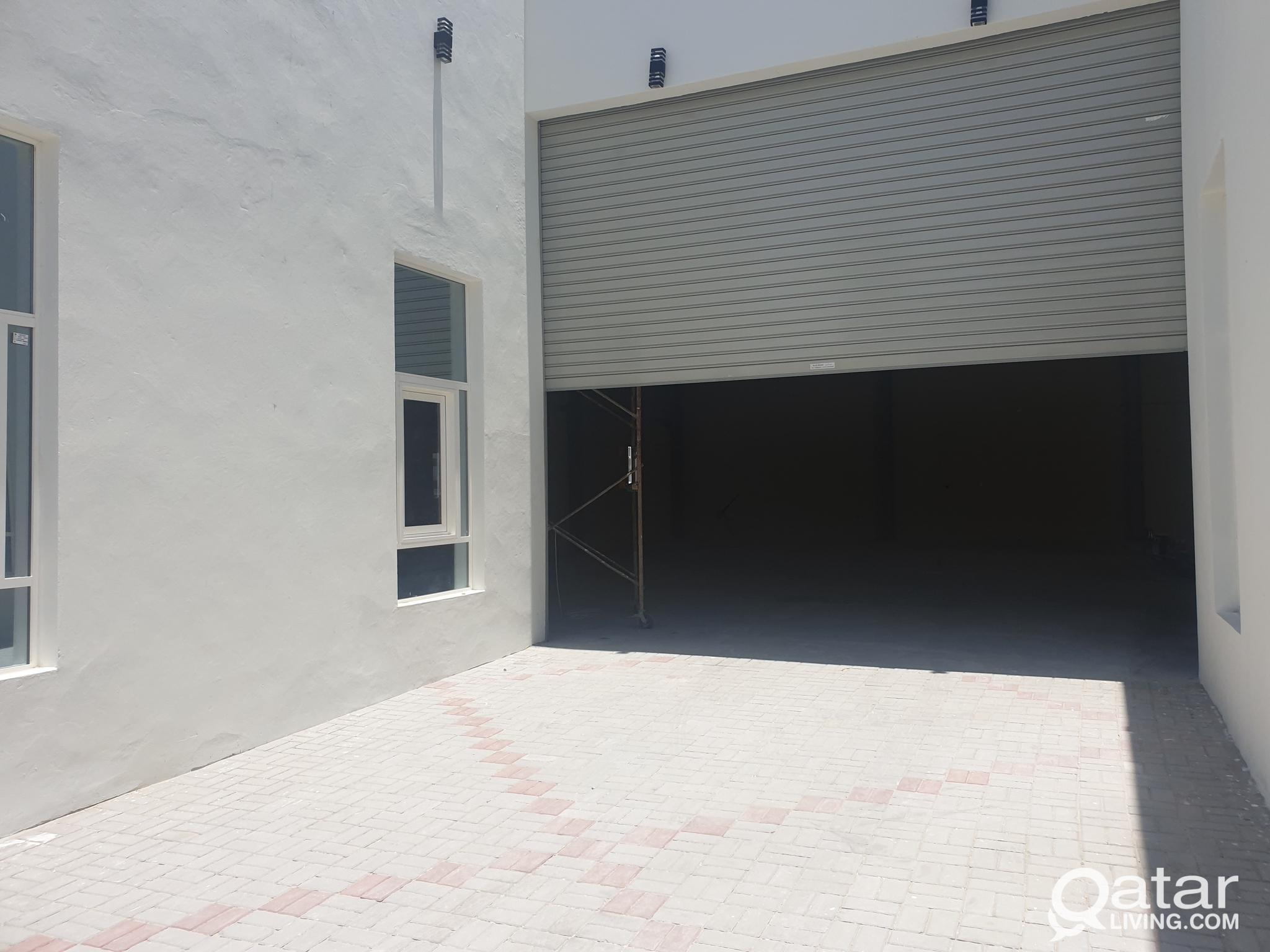 Warehouses in berkat alawameer& abo seleel 1000 sq