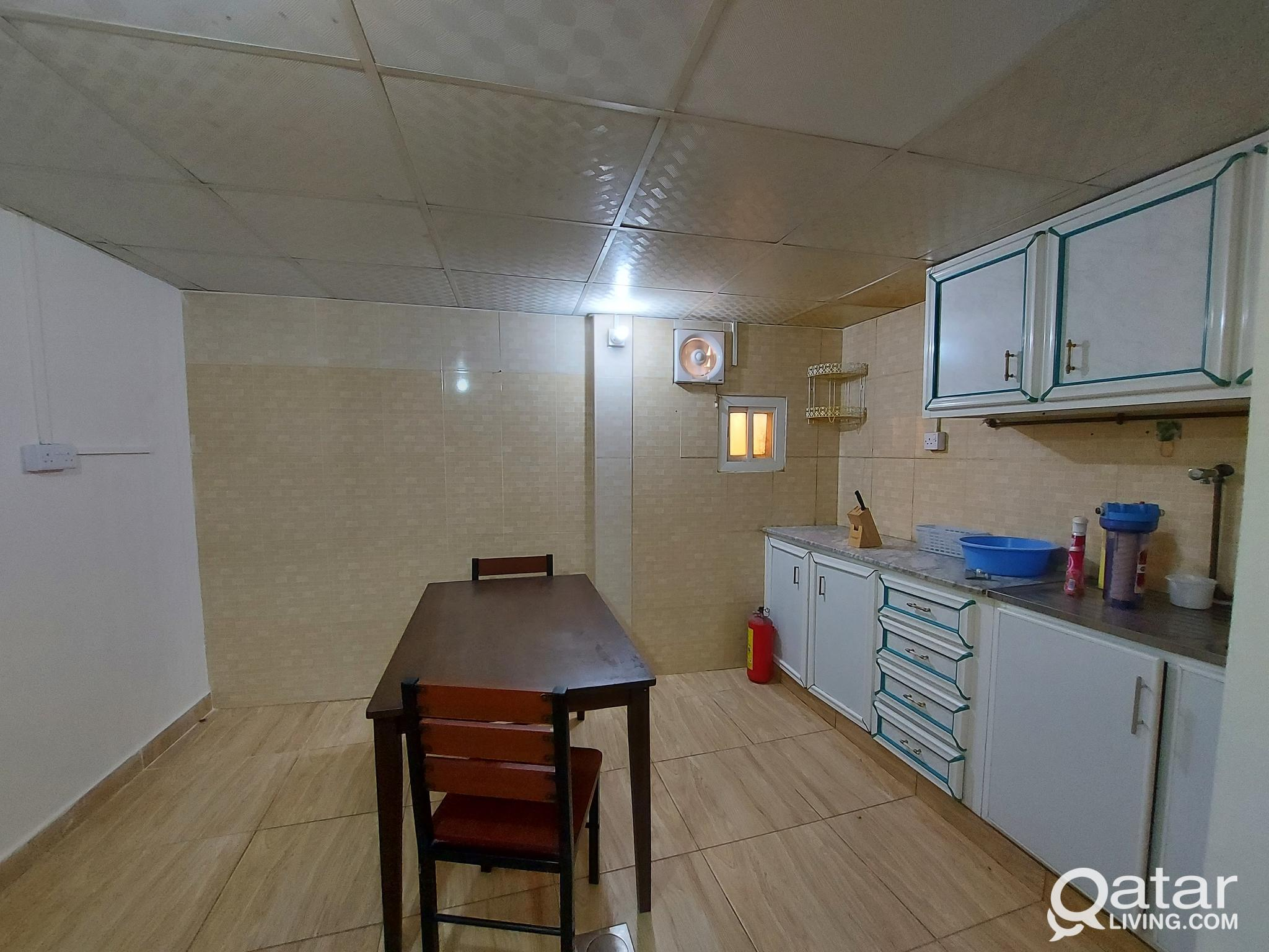 2BHK ROOM IN FEREEJ KULAIB FOR FAMILY, NO COMMISSI