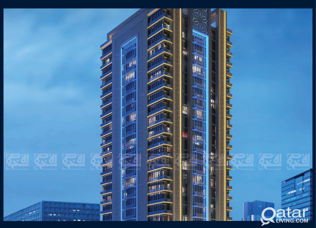 Invest Off-Plan, Furnished & lux 2-Bedroom, Lusail