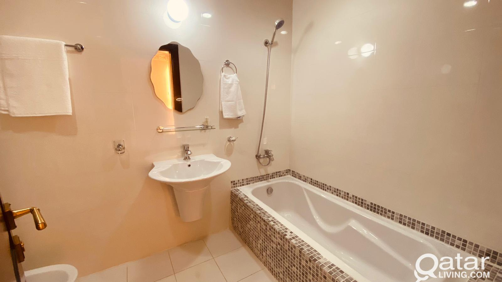 Brand new F/F 1 Bed Room Apartment at Old al Ghani