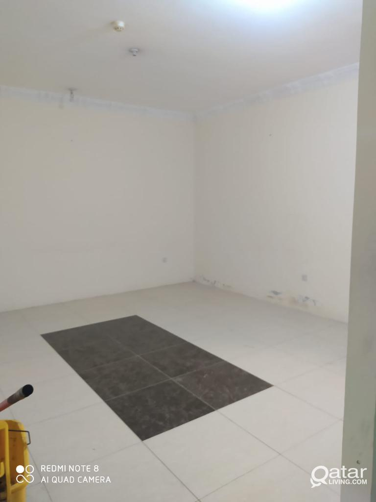 New 2 bhk with 2 bath for staff