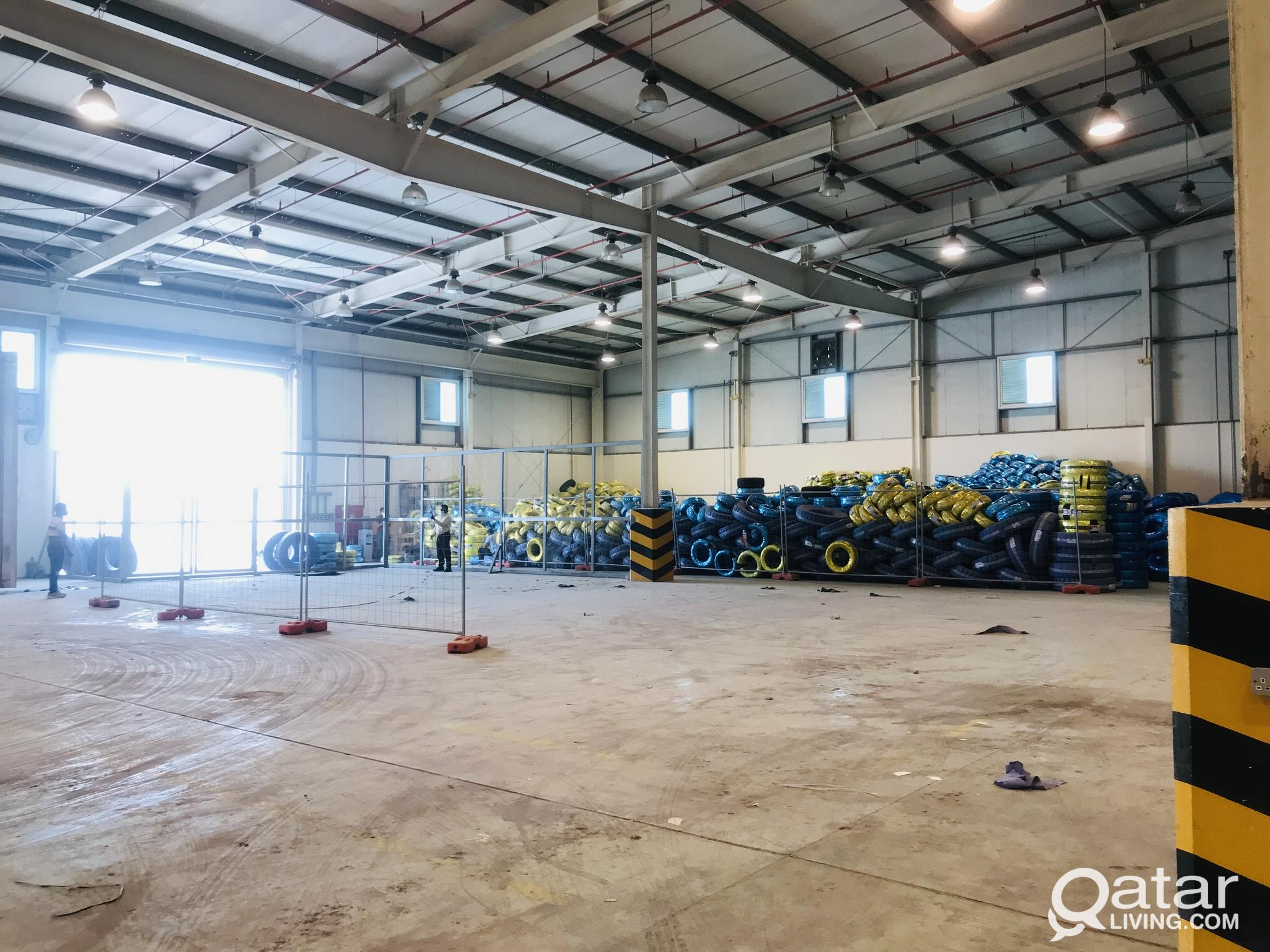 200, 300 Storage space For Rent