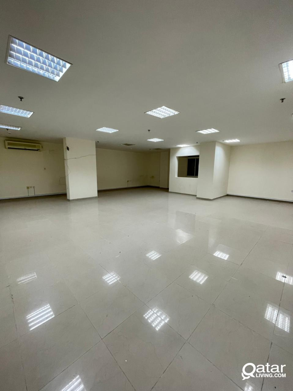 Special Offer!!Spacious office space available in