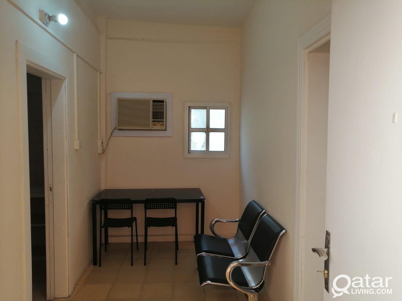 GOOD 1 BHK FOR FAMILY . AVAILABLE FROM  DECEMBER..