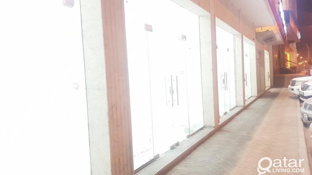 Shops Aziziya commercial steet