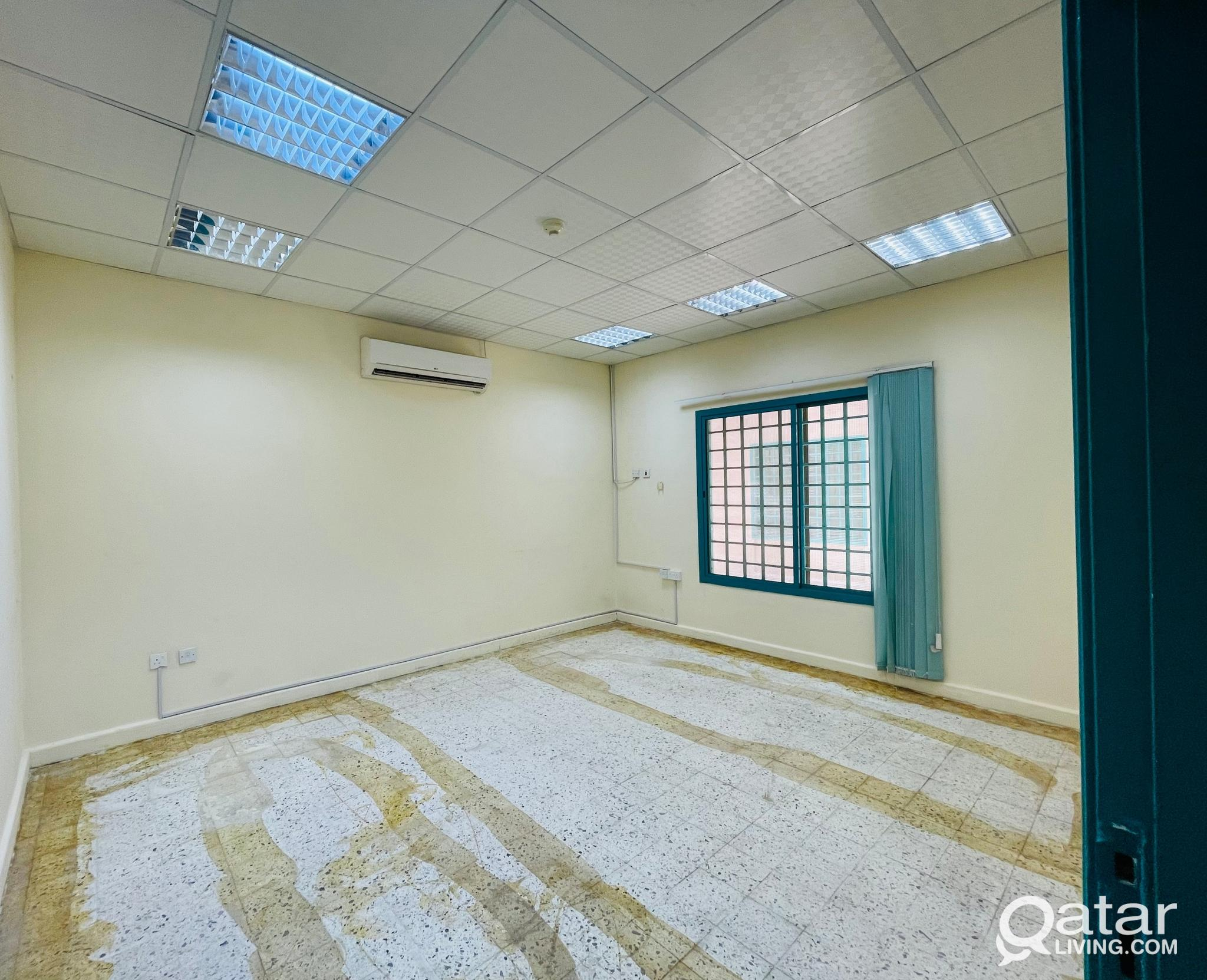 140 Square Metre partitioned office 3 bedroom with